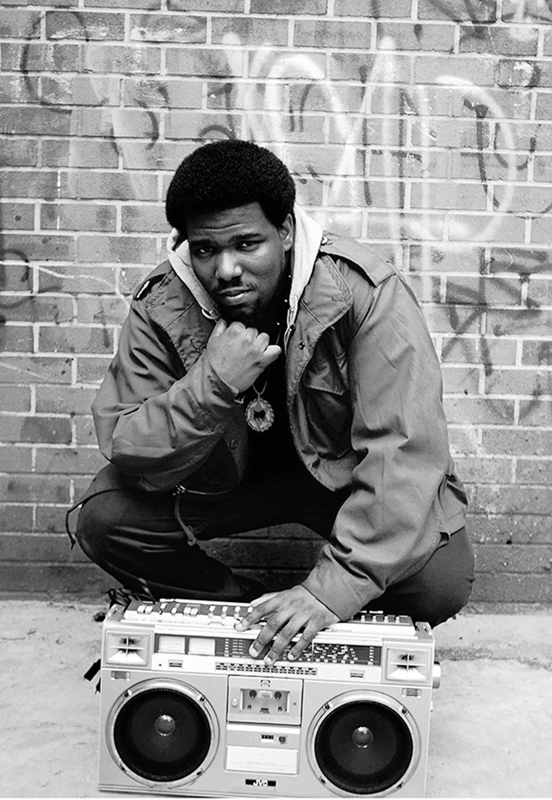 Zulu nation, fondateur, ghetto blaster old school hiphop