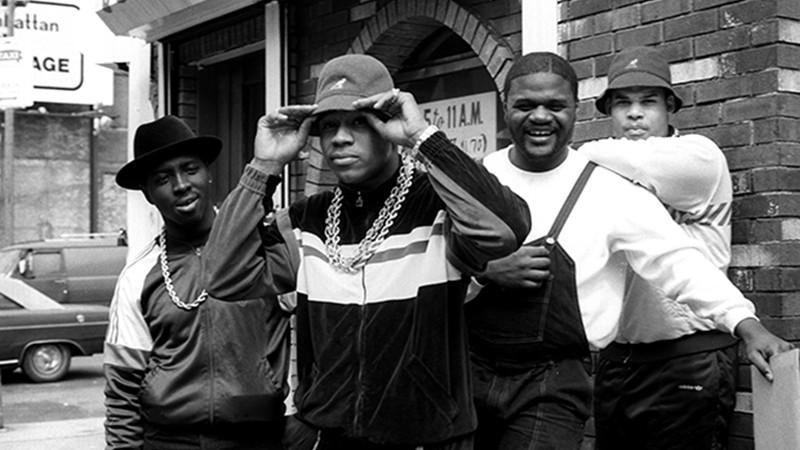 L'un des premiers MC américains