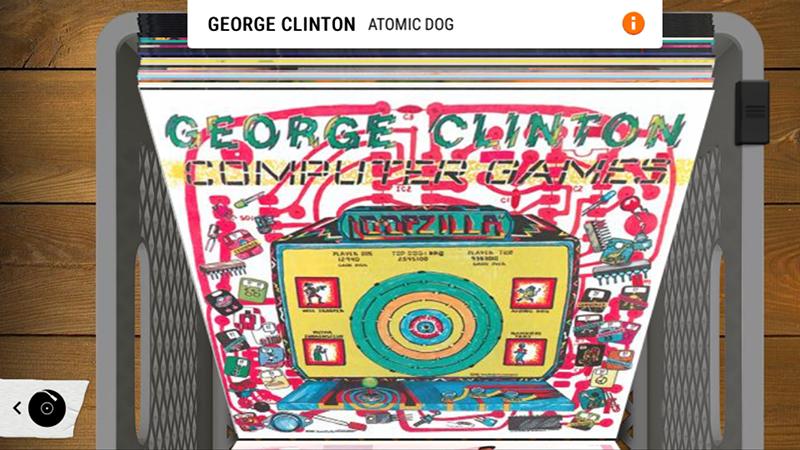 Computer games, atomic dog