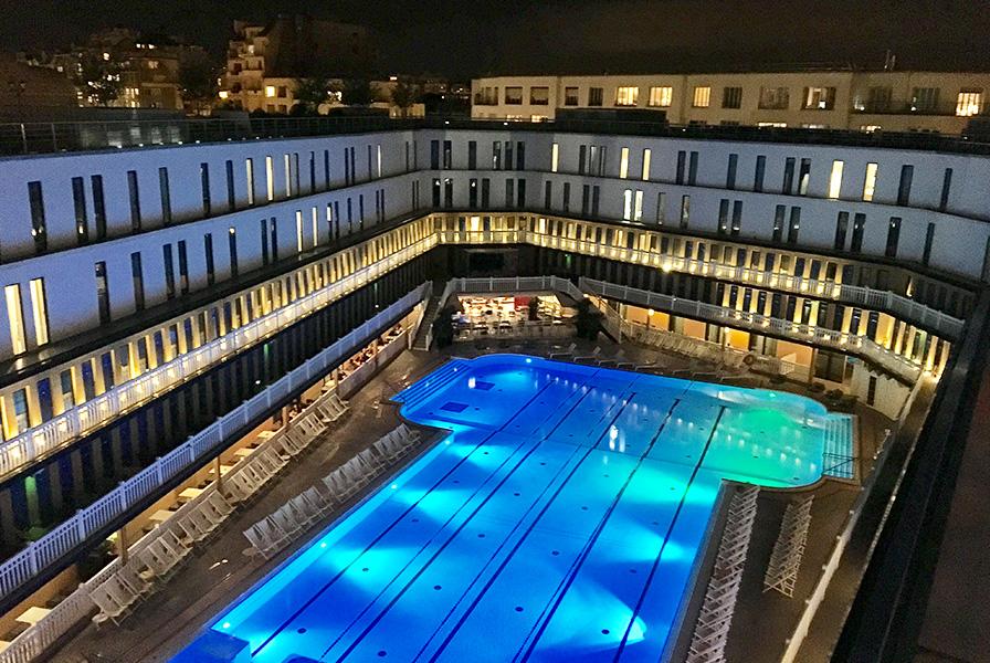 piscine, molitor, paris, luxe, espace, exception