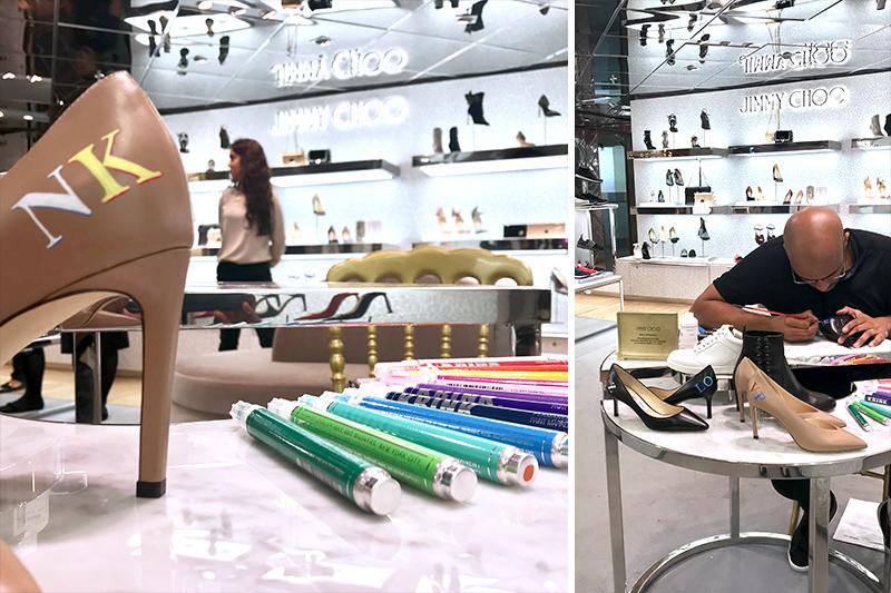 custom, personnalisation, galeries lafayettes, art, personnalisation