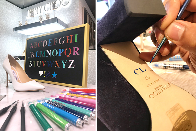 personnalisation, art, monogrammes, initiales, à la main, artisan