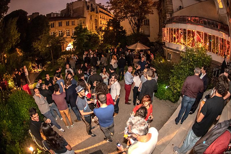 soirée, événementielle, Google, Paris, Youtube, youtubeurs