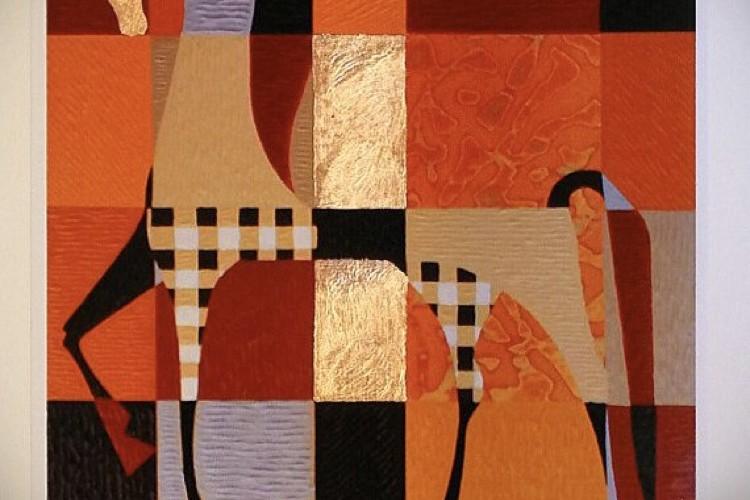 figuratif, abstrait, toile, art, mouvance, mélange, processus créatif, graffiti, street art