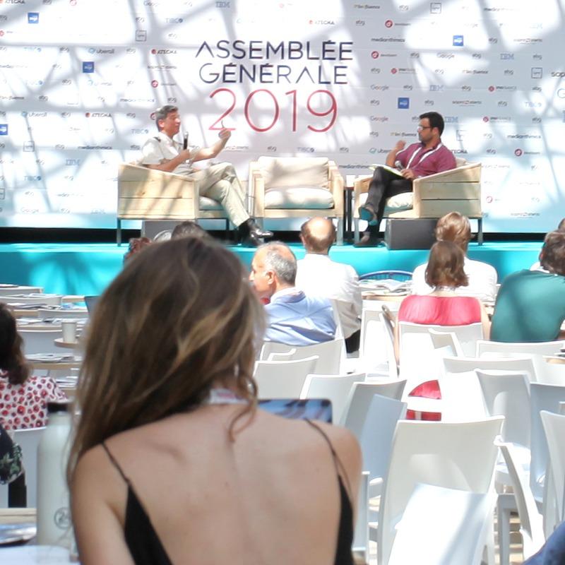 Assemblée Générale, 2019, NIJI, 104, Centquatre, Paris, Team building