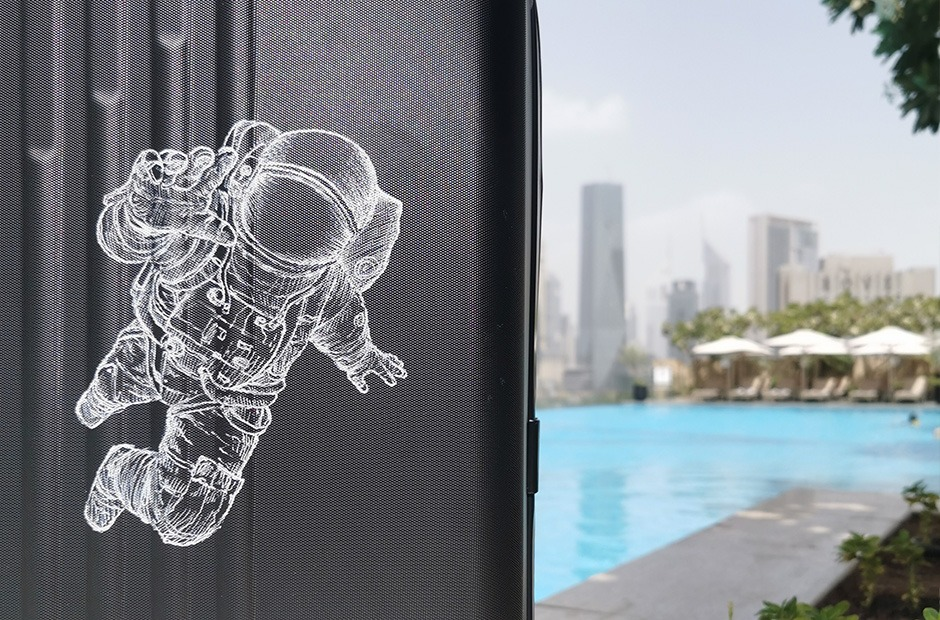 Dubai, Paris, Personnalisation, custom, Art