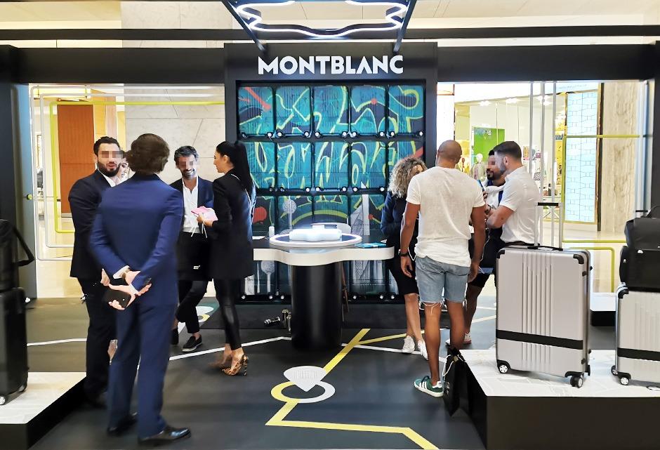 Montblanc, Marque, luxe, événement, Pop Up Store, Kuwait